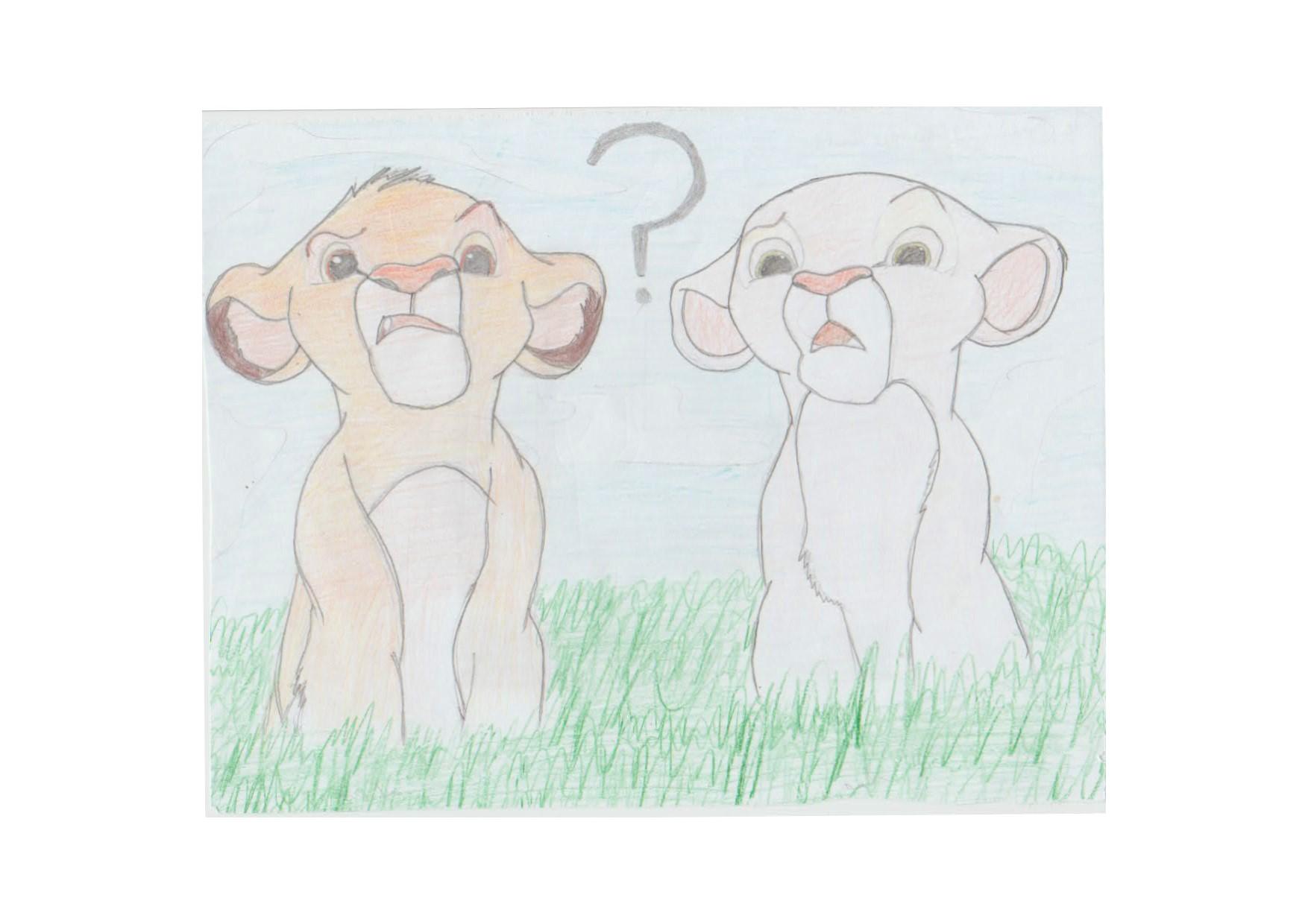 LionKingSimbaNala