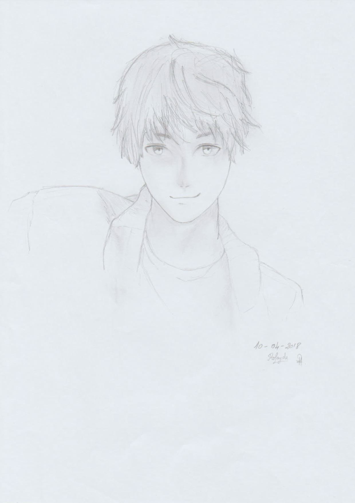 portraitboysmile