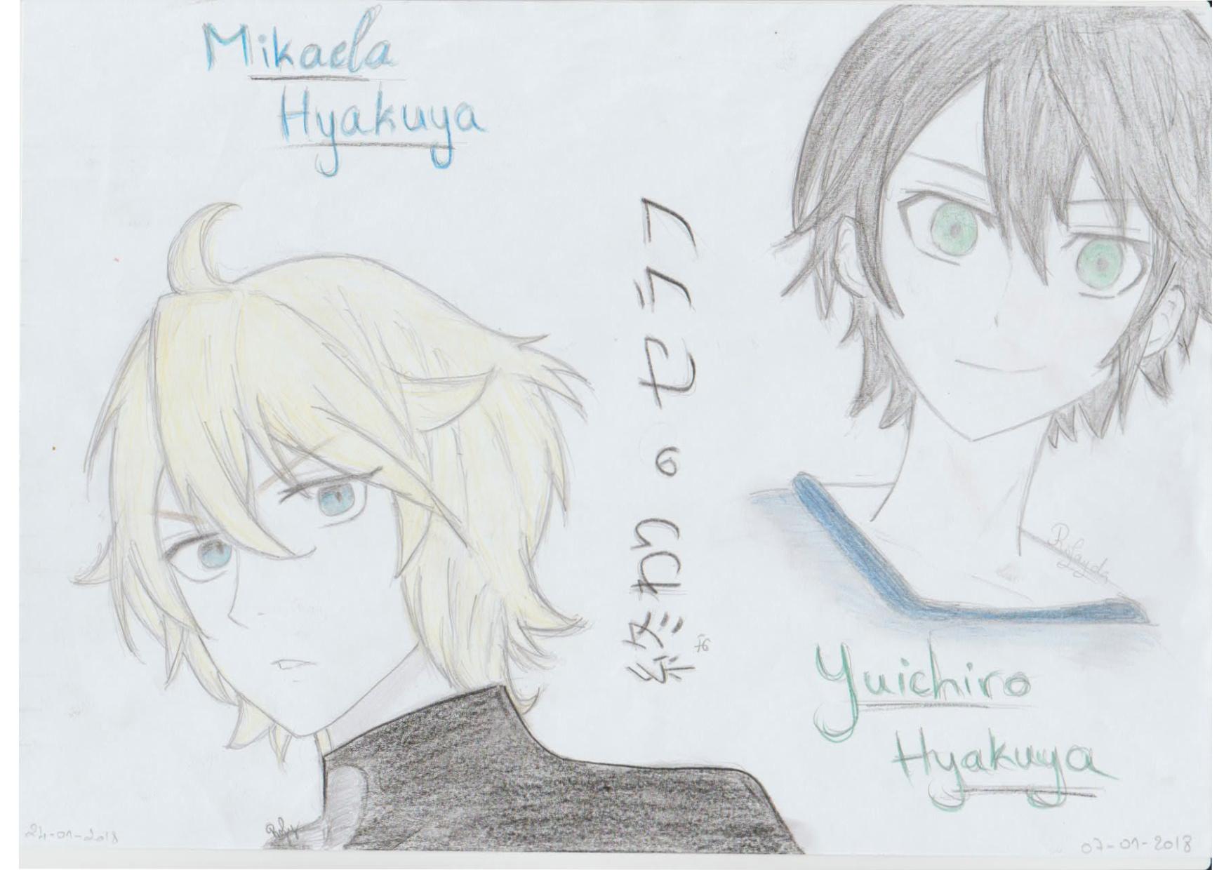 MikaYuu Hyakuya